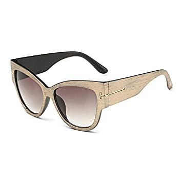 Amazon.com: Kasuki 2016 New Fashion Cat Eye tf Sunglasses ...