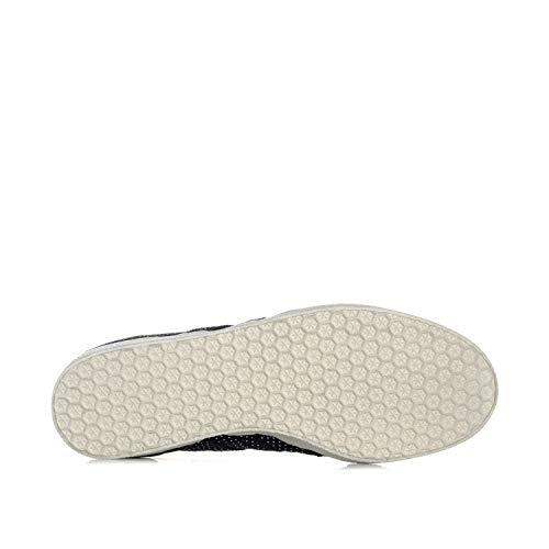 Negro negbas Para Deporte W Zapatillas plamet Gazelle negbas De Mujer Adidas 1qA0Hq