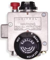 2XL 100093862 481288 American 40- To 50 gallon Ultra-Low Nox Natural Gas Water Heater Thermostat, Fits Models With 1