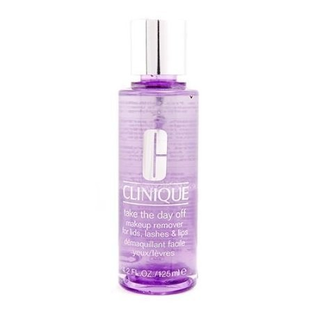 Clinique Take the Day Off Makeup Remover (Lids, Lashes & Lips) 4.2oz 125ml
