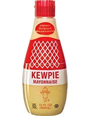 Japanese Kewpie Mayonnaise 355mL (12 OZ) each - 2 bottles included