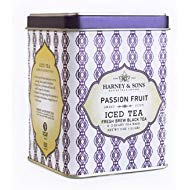 Passion Round Fruit - Harney & Sons Passion Fruit Iced Tea, 6 Brew Pouches