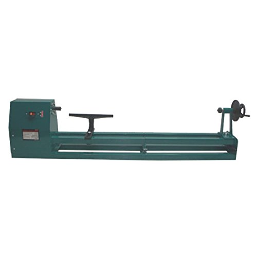 14'' x 40'' Power Wood Turning Lathe 1/2 HP 4 Speed Power by Generic