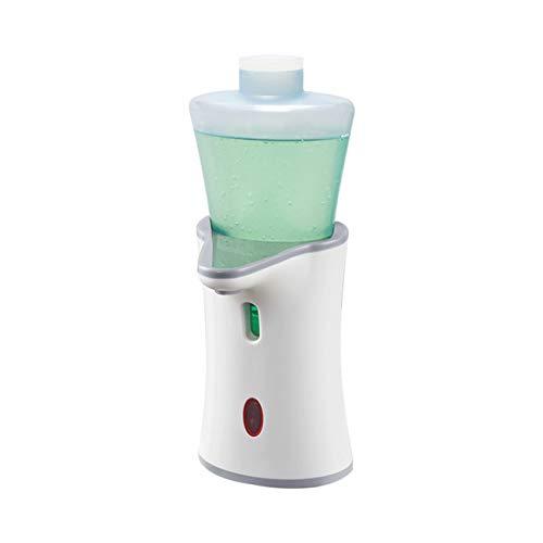 DONGYUER Intelligent Induction Soap Dispenser Wall-Mounted Soap Dispenser Hotel Hand Soap Soap Dispenser Bathroom Shower Gel Shampoo 350Ml,C