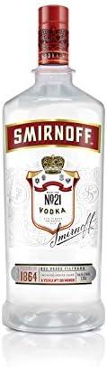 Vodka Smirnoff, 1.75L