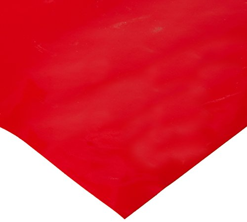 "Oracal 651-12010-031-Red Permanent Vinyl, 12"" x 10'"