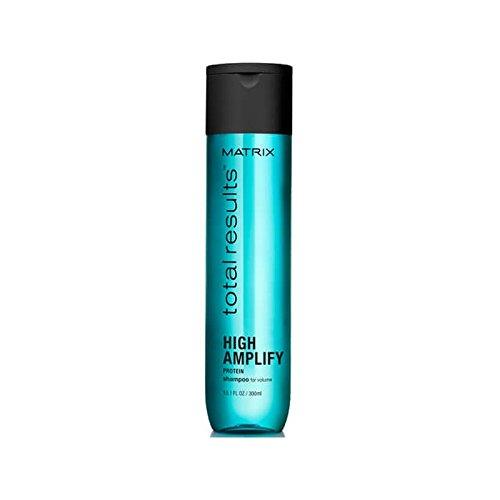 Matrix Total Results High Amplify Shampoo (300ml) (Pack of 6) - マトリックスの総結果高いシャンプー(300ミリリットル) x6 [並行輸入品] B071NHD9KT