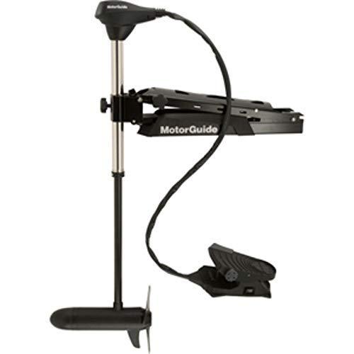 (MotorGuide X5-80FW Foot Control Bow Mount Trolling Motor - 80lb-45-24V Marine , Boating Equipment)