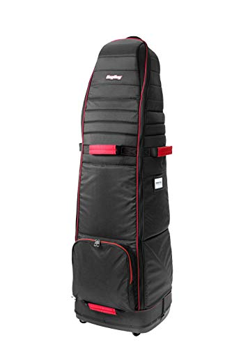 Bag Boy Freestyle Travel Cover Black/Red