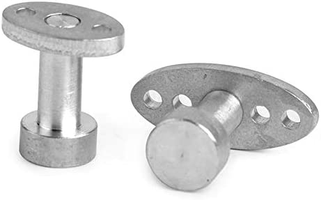 AAlamor 6 Unids Aluminio PDR Tirando De Las Leng/üetas del Extractor De