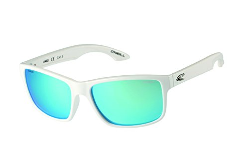 O'Neill Anso 100P Polarized Wayfarer Sunglasses, Gloss - Oneill Sunglasses