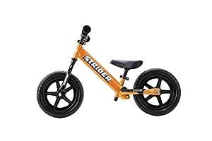 "Strider Sport 12"" Balance Bike Orange New"