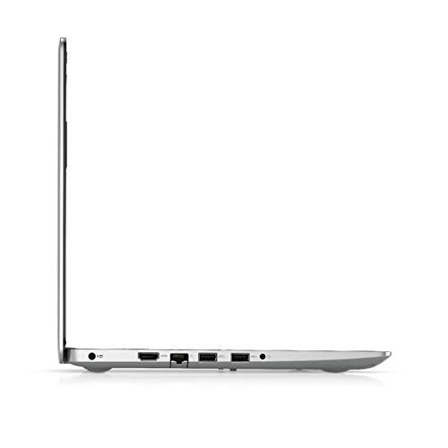DELL Inspiron 3493 Thin & Light 14-inch Laptop (10th Gen i3-10110U/4GB/256GB SSD/Win 10 + Ms Office/Integrated Graphics), Platinum Silver