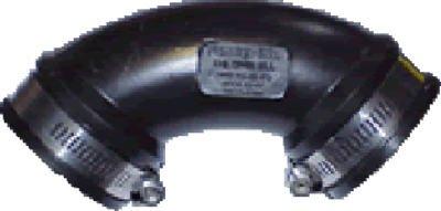 Fernco PQL-200 2-Inch Qwik Elbow