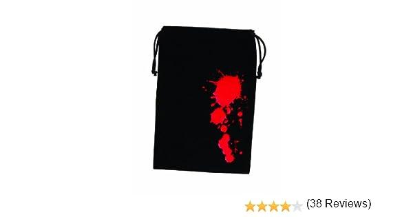 Fantasy Flight Supply Dice Bag: Blood: Amazon.es: Juguetes y juegos