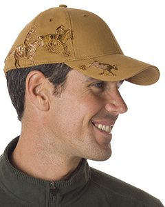 (DRI Duck TEAM ROPING WILDLIFE SERIES CAP )