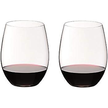 63823242f9c Amazon.com | Riedel O Wine Tumbler Cabernet/Merlot, Set of 2 ...