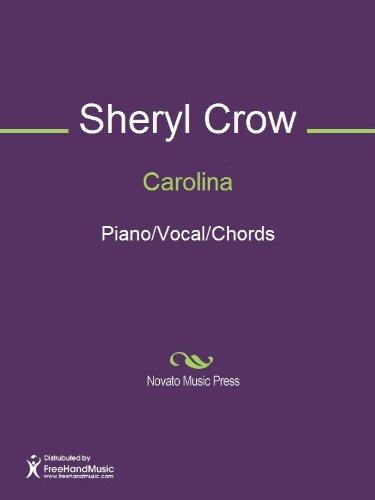 Carolina Kindle Edition By Sheryl Crow Arts Photography Kindle