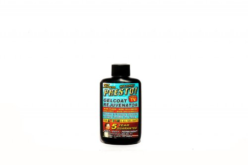 2 oz PRESTO! Gelcoat Rejuvenator - Protech Coat