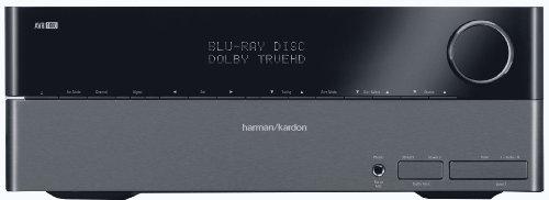 Harman Kardon AVR1600 50W 7.1-Channel A/V Receiver (Black...