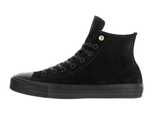 Converse CTAS Pro Hi black/black suede Shoes Size US 11,5