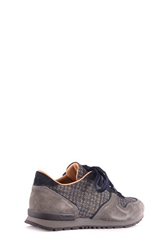 Tods Sneakers Uomo MCBI293180O Camoscio Grigio