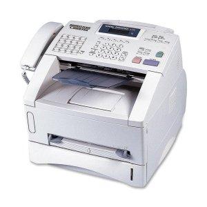 IntelliFax 4100E Plain Paper Laser Fax/Copier by BROTHER by Brother