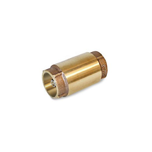 2 inch C x C Bronze In-Line Check Valve, Lead Free (Spring Loaded) 525C08LF by Matco-Norca