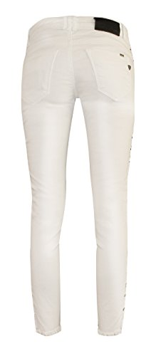 Zhrill W141 Jeans White Lace Femme rEnzrxCwqg