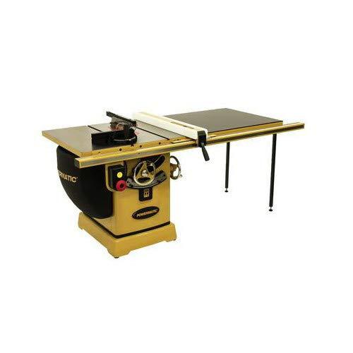POWERMATIC 5HP 1PH 230V Table Saw, with 5 (Table Saw Powermatic)