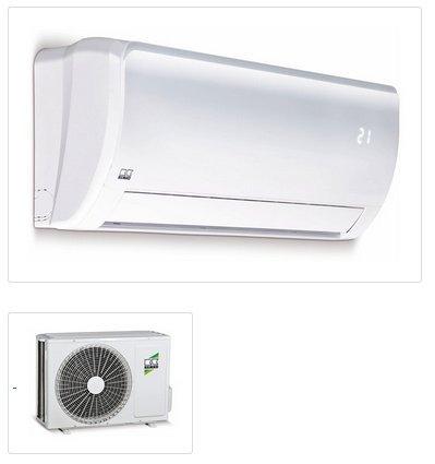 Remko habitación climática dispositivo JBW 350 DC 3,6 kW Aire acondicionado Inverter de pared