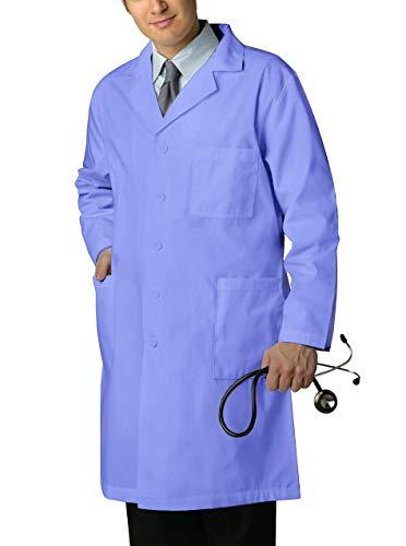 """Adar Universal Mens Lab Coats - Classic 39"""" Lab Coat"""