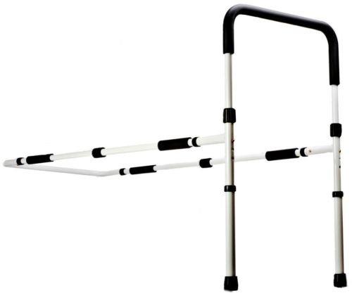 Rose Healthcare 2107 EZ Grip Adjustable Height Home Bed Assist Handle
