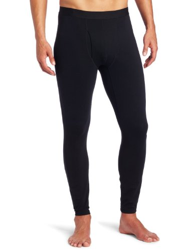Columbia Titanium Baselayer (Heavy Weight Pant) Brushed Fleece Tight with Fly. Size Large
