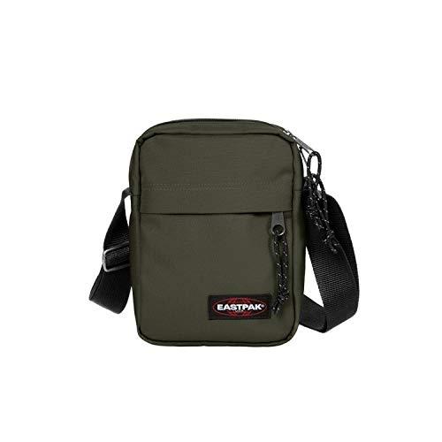 Eastpak Unisex The One Crossbody Shoulder Bag (Jungle Khaki, One - Messenger Green Jungle Bags