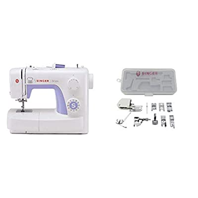 SINGER Simple Sewing Machine with Automatic Needle Threader by Singer
