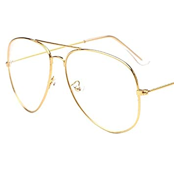 Aprigy - Moda piloto de Mujeres de los vidrios Gafas de ...