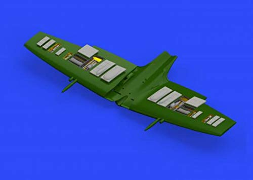 Eduard Brassin 1:72 Spitfire Mk.IXc Gun Bays Detail Set Kit #672150 -  AEDU672150