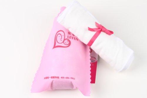 Leyun Bamboo Fiber Staylace, Postpartum Double-deck Gauze Shapewear Body Belt (Single Volume 20cm*6m)
