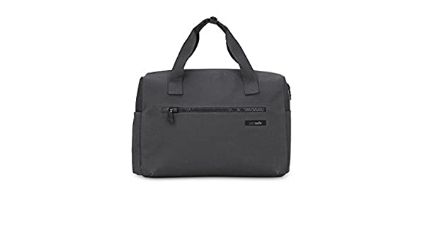 Pacsafe Intasafe Z400 Anti Theft Shoulder Bag, Charcoal