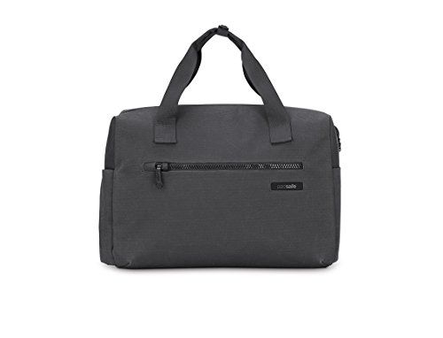 - Pacsafe Intasafe Anti-Theft 15 inch Laptop Shoulder Bag / Briefcase, Charcoal