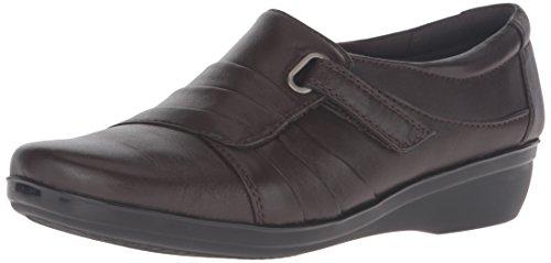 CLARKS Women's Everlay Luna Slip-on Loafer