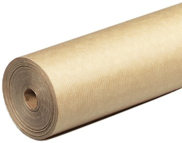 Kraftpapier 50x1.00m h'braun