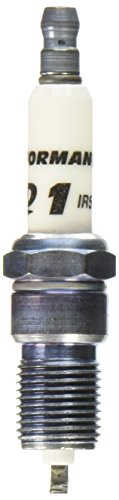 MSD Ignition 37134 Spark Plug, 4 Pack (1IR5Y) by MSD Ignition