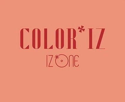 Amazon com: IZONE - [ColorIz] 1st Mini Album 2 VER EST CD+Book+Card+