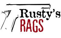 NEW! Rusty\'s Rags Pistol Gun Care and Gun Cleaning Kit