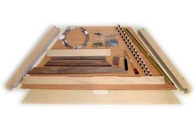 Musicmakers 17/16 Hammered Dulcimer KIT by Musicmakers
