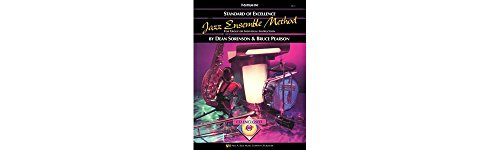 Standard of Excellence Jazz Ensemble Method 2nd Trombone (Book and CD Pack, 2nd Trombone) - 2nd Trombone