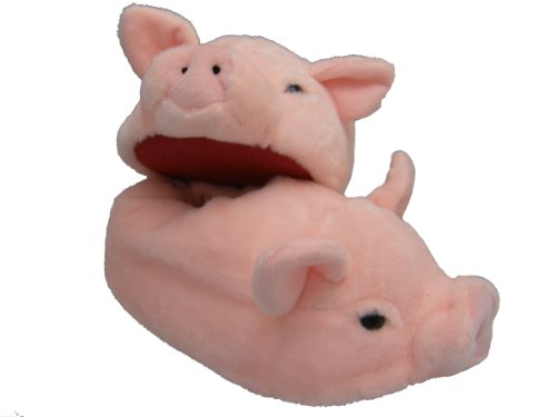 Pigs to Plush Slippers S Size XL SOSXqFR