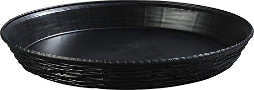 Carlisle 652603 WeaveWear Round Serving Basket, 12